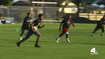 Rugby Offers South LA Teens Unique Opportunity