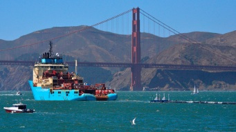 Device to Trap Plastic Waste in Pacific Ocean Relaunches
