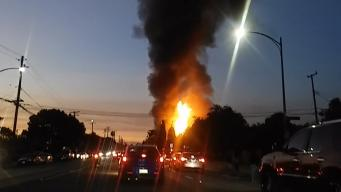 Fried Chicken Sparks Fire, Prompts Evacuations in SJ