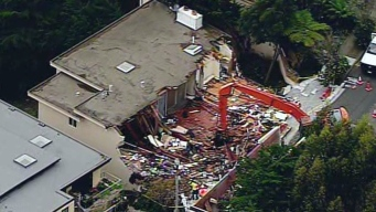 Newly Bought $2M Sliding House Demolished in San Francisco