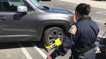 LA Rolls Out New Tire Locks to Bust Ticket Scofflaws