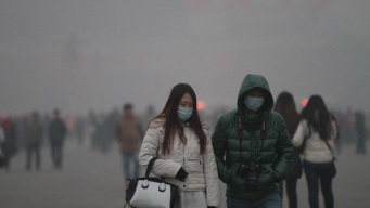 Air Pollution Kills 7 Million People a Year: WHO