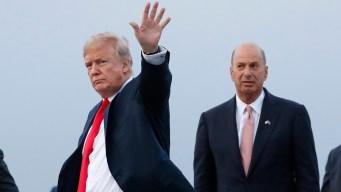 2nd US Official Heard Trump-Sondland 'Investigations' Call