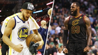 Round 4: Golden State, Cleveland to Face Off for NBA Title