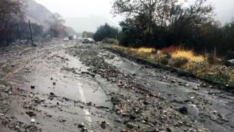 November Storm: Evacuations, Road Closures