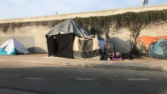 Mayor of LA Promises More Help to Solve Homelessness Problem