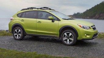 Hot Wheels: Subaru Unveils Its First Hybrid
