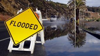 Drought Stricken Calif. Welcomes El Nino's Storms