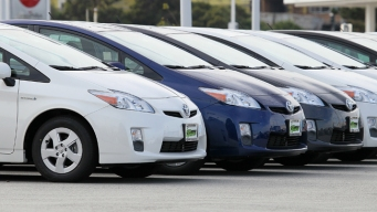 Toyota Prius Could Be New Favorite Target for Catalytic Converter Thieves