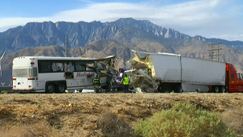 Families Wait to Learn Identities of Those Killed in Tour Bus Crash
