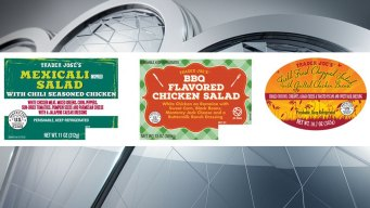 Trader Joe's Recalling Salads Over Contamination Fears