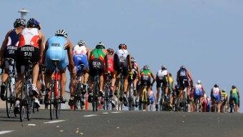 Sunday Triathlon to Shut Down Roads