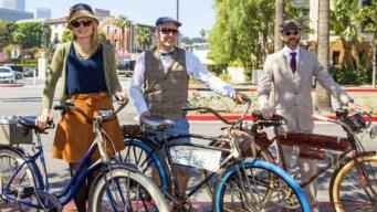 Free Tweed Bike Ride Spins Through Culver City