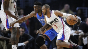 Chris Paul Out 6-8 Weeks With Torn Ligament in Thumb