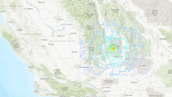 Magnitude-5.0 Earthquake Rattles Little Lake Area