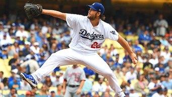 Dodgers, Kershaw Extend Deadline On His Option Decision