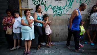 Strong Quake Rocks Venezuela; Buildings Evacuated in Capital