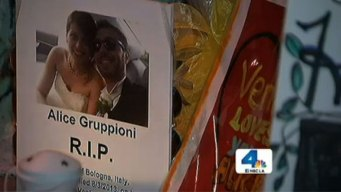 Husband, Relatives Mourn Newlywed Woman Killed in Venice Boardwalk Crash