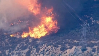 Pilot Fire Expands to 12 Square Miles