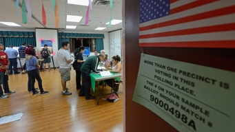 SoCal Voter Turnout Lower Than 2008