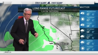 PM Forecast: Clouds Continue with More Rain on the Way