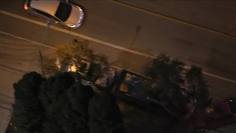 VIDEO: Boyle Heights Police Car Chase Ends in Screeching Crash