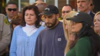 Family, Law Enforcement Honor Fallen Sheriff's Deputy