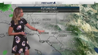 AM Forecast: The In-Between