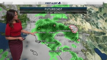 AM Forecast: Lighter Morning Storm