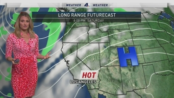 AM Forecast: Cooldown Ahead