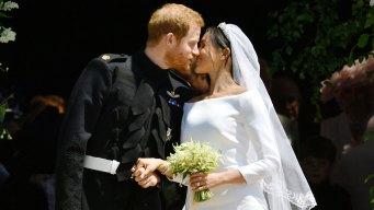 Princess Bride: Prince Harry, Meghan Markle Wed