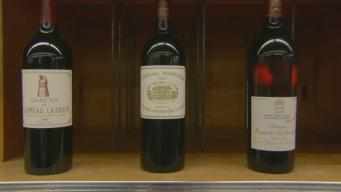 Thieves Steal $65K Worth of Wine  From Menlo Park Store