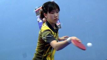 Focus on London for Teen Table Tennis Star
