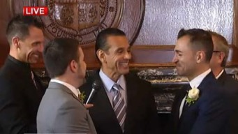"""Wait Is Finally Over"" for Prop 8 Plaintiffs"