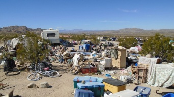 Couple Who Housed Children in Desert Shack Get New Home