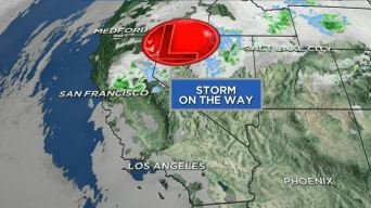 Cold Spring Storm to Bring Rain, Snow
