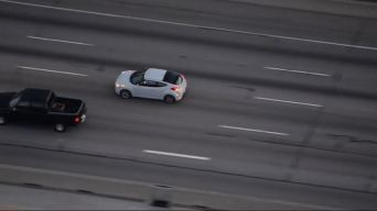 Wild Hyundai Chase Ends With Arrest in San Fernando Valley