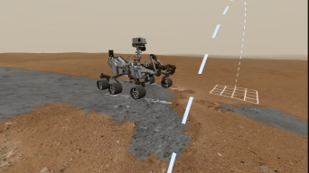 Explore Mars From the Comfort of Your Couch