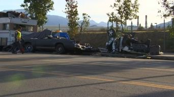Suspect Arrested in Hit-and-Run Crash That Killed Man Sleeping in Car