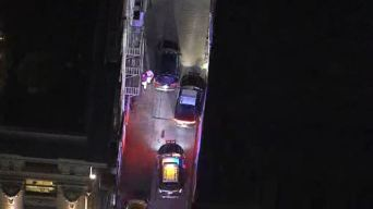 High-Speed Chase Ends in Downtown Los Angeles