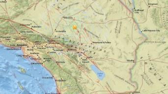 4.3 Magnitude Quake Shakes Lucerne Valley