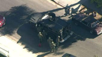 SWAT and Crisis Negotiators Defuse Volatile Situation