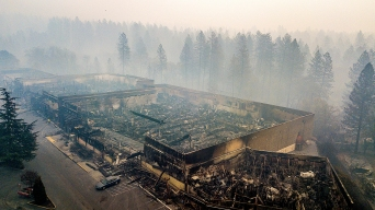SoCal Smoke Advisory Issued Due to Northern California Blaze