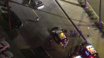 Police Pursuit of Suspected Stolen BMW Ends in Wilmington Area