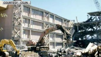 Cal State Northridge Recalls 1994 Northridge Earthquake