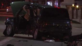 Carjacker Crashes Into Suv Killing 1, Injuring Others