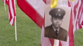 Covina Field of Valor Honors Veterans