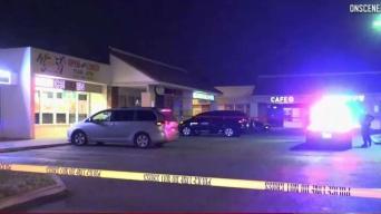 Deadly Stabbing at Anaheim Strip Mall