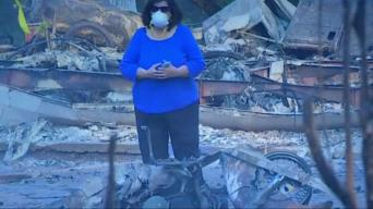 Mother Shares Valley Fever Story, Warns Woolsey Fire Victims