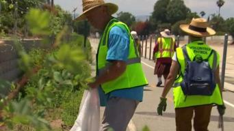 Homeless Have Taken Over LA River Bike Path, Residents Say